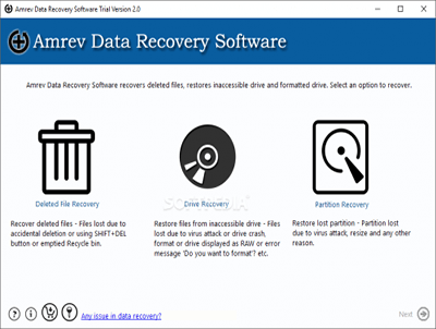 Amrev Data Recovery Full