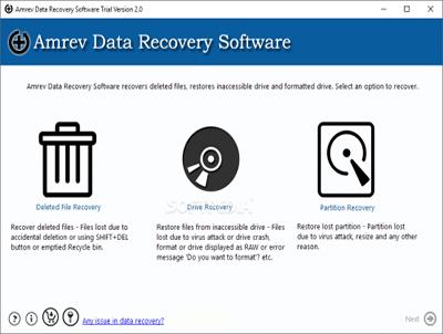 Amrev Data Recovery Full