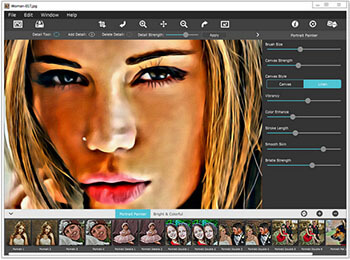 JixiPix Portrait Painter Full
