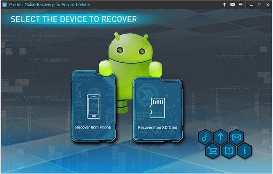MiniTool Mobile Recovery for Android Full