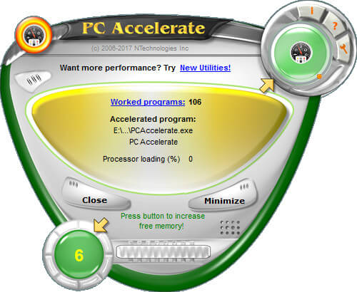 PC Accelerate Full