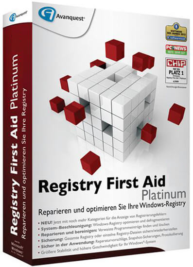 Registry First Aid Platinum Full