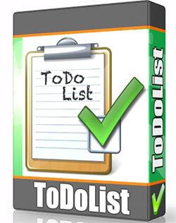 ToDoList Full