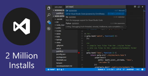 Visual Studio Code Full