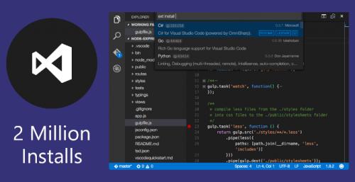 Visual Studio Code Full