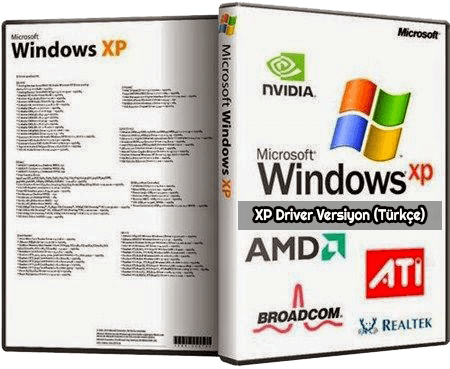 Windows Xp Sp3 Driver Edition Full