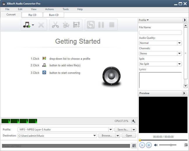 Xilisoft Audio Converter Pro Full