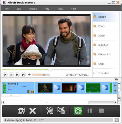 Xilisoft Movie Maker Full