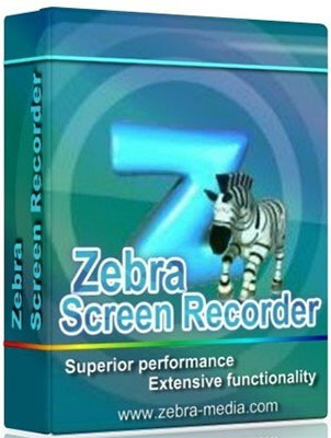 Zebra Media Screen Recorder Full