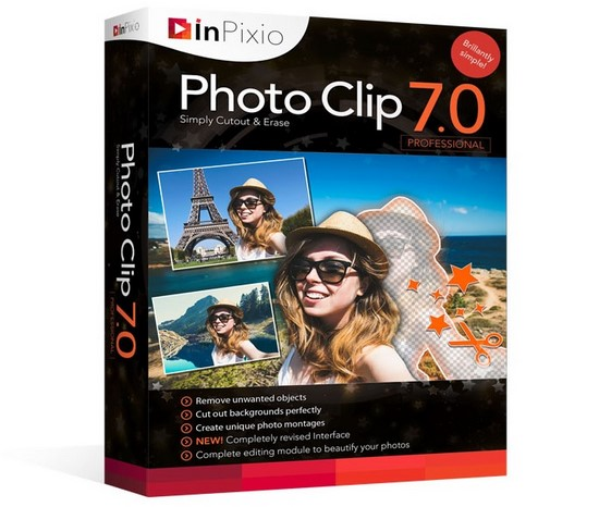 InPixio Photo Clip Professional Full
