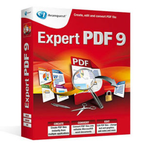 Avanquest Expert PDF Professional Full