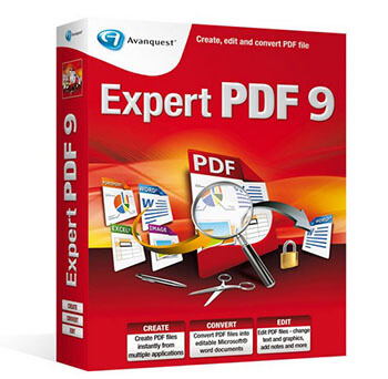 Avanquest Expert PDF Professional Full