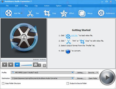 Avdshare Audio Converter Full