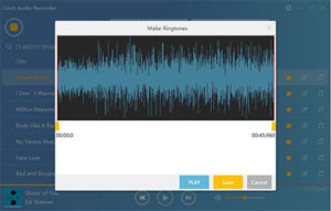 Cinch Audio Recorder Full