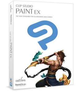 Clip Studio Paint EX Full