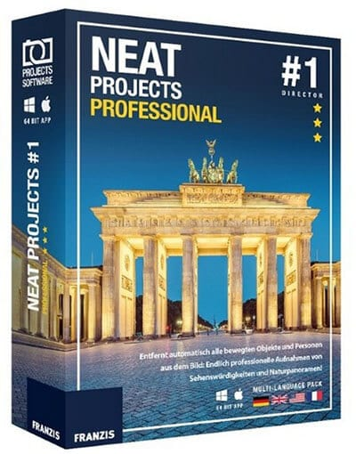 Franzis NEAT Projects Professional Full