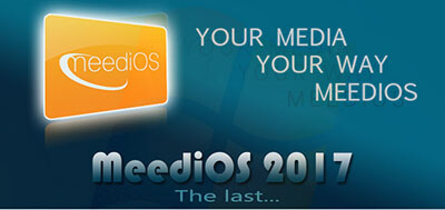 MeediOS Media Center Full