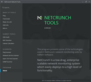 NetCrunch Tools Full