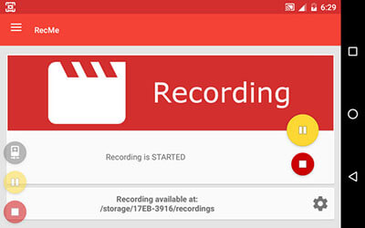 RecMe Pro Screen Recorder HD Full