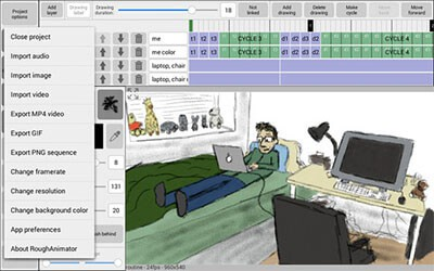 RoughAnimator Full Apk