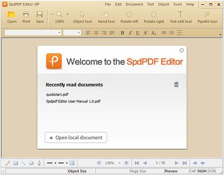 SpdPDF Editor VIP Full