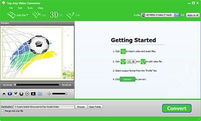 Top Any Video Converter Full