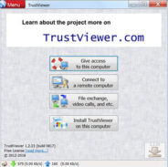 TrustViewer Full