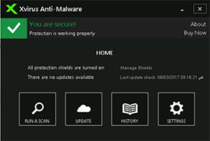 Xvirus Anti-Malware Full