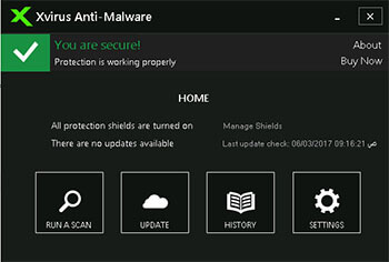 Xvirus Anti Malware Full