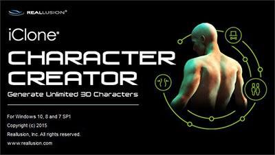 iClone Character Creator Full