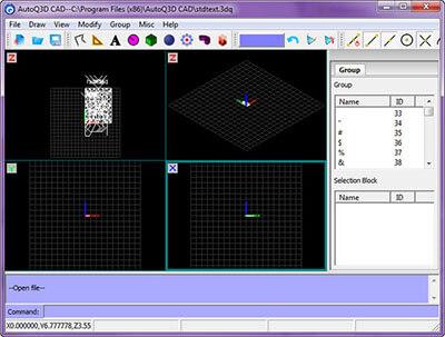 AutoQ3D CAD Full