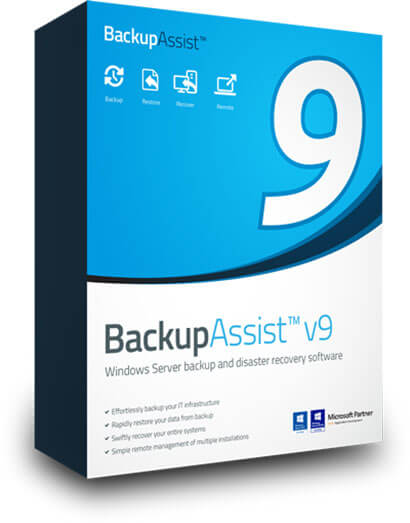 BackupAssist Full