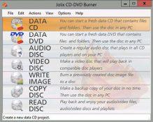 Jolix CD DVD Burner Full