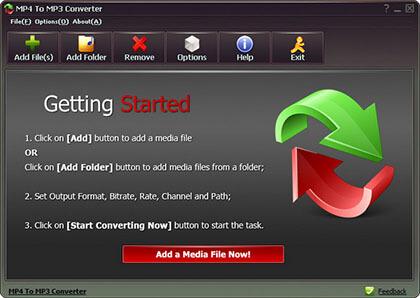 MP4 To MP3 Converter Full