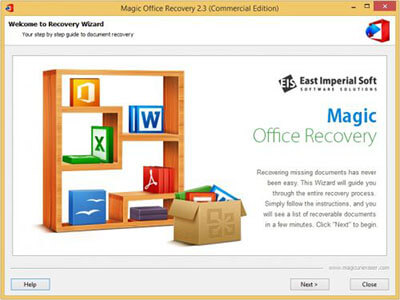 Magic Office Recovery Full