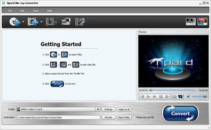 Tipard Blu-ray Converter Full