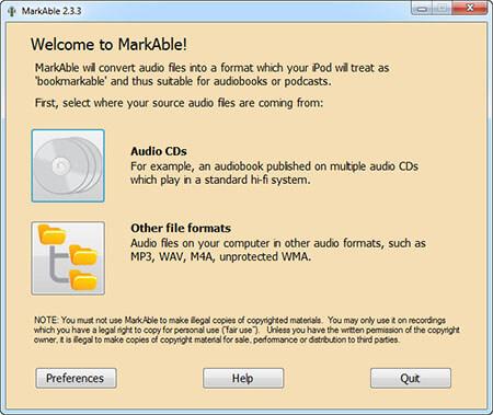 MarkAble Full