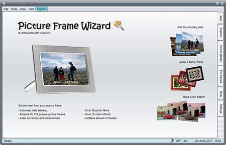 Picture Frame Wizard Full
