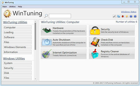 WinTuning Utilities Full 1.4 İndir