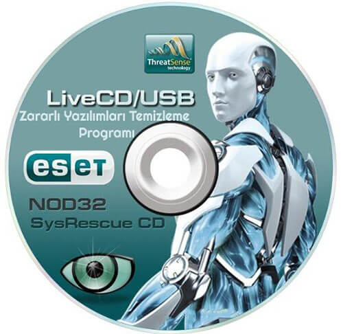 ESET SysRescue Live Full