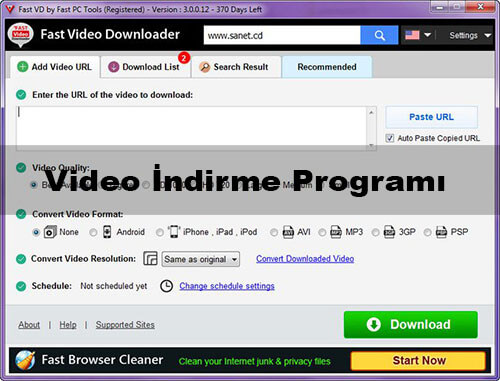 Fast Video Downloader Full