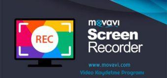 Movavi Screen Recorder Full İndir v9.1.0