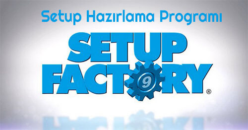 Setup Factory Full