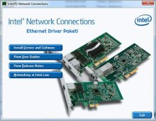 intel ethernet Connections CD Full