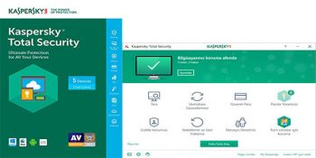 kaspersky total security  full