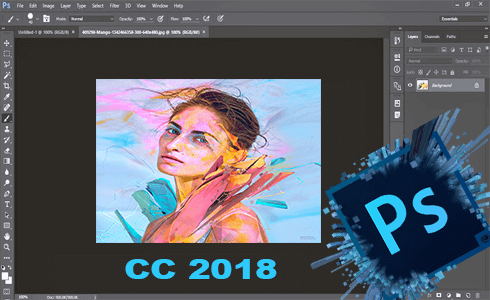 Adobe Photoshop CC 2018 Full