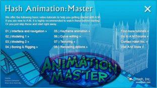 Hash Animation Master Full