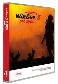 WinLive Pro Synth Full