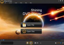 Shining DVD Player indir