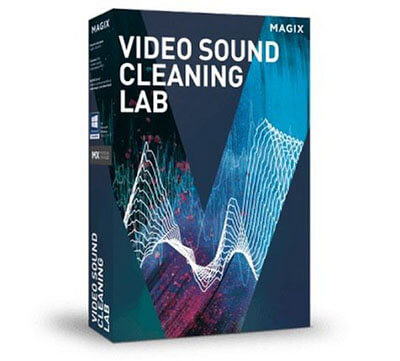 MAGIX Video Sound Cleaning Lab Full